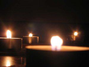 Jak taśma ze świecami