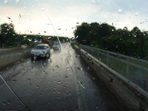 Jechać dalej – kilka słów na deszczową pogodę