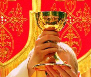 Ochrona przez zanurzenie w Krwi Chrystusa