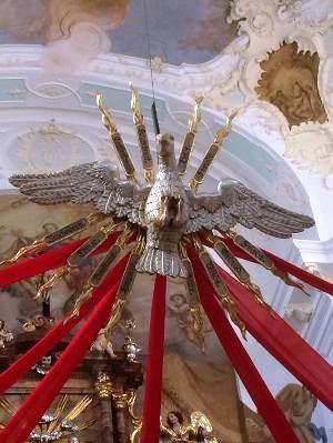 Różaniec do Krwi Chrystusa z modlitwą o Ducha Świętego