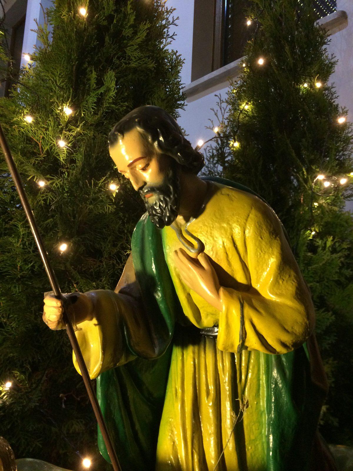 Koronka do świętego Józefa