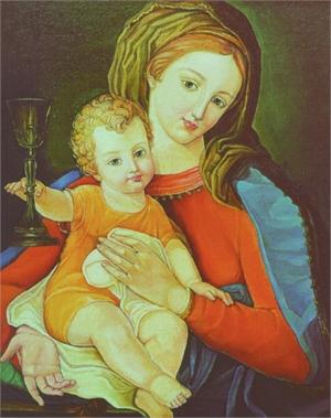 Zawierzenie Maryi – Matce i Królowej Przenajdroższej Krwi